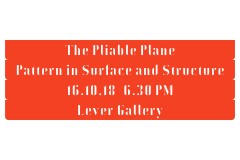 The Pliable Plane: Pattern in Surface and Structure
